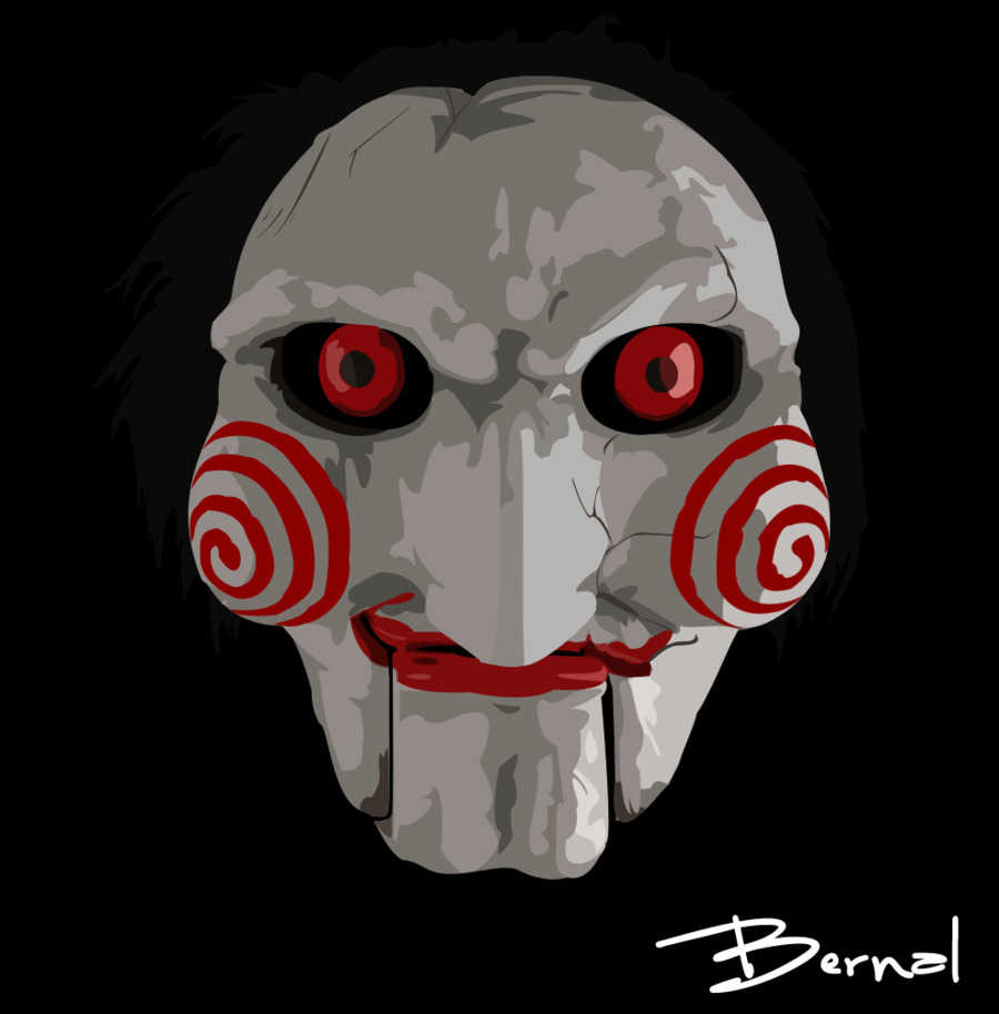 SAW Gallery with artworks of all SAW movies