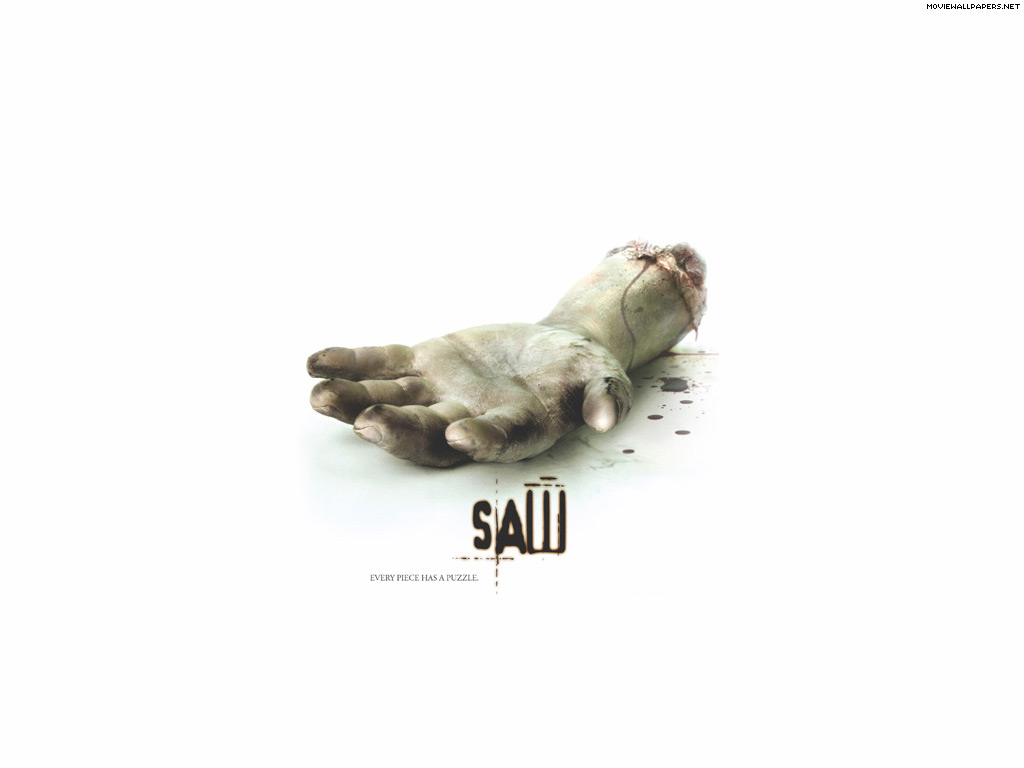 Wallpapers of SAW 1, SAW 2, SAW 3, SAW 4, SAW 5, SAW 6 and